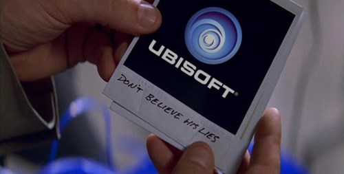 Ubisoft Watch_dogs memento - 8209184768