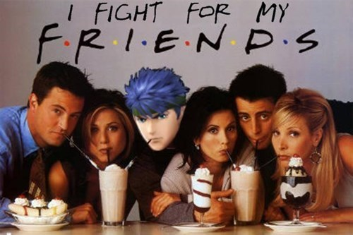 super smash bros fire emblem ike friends - 8209266944