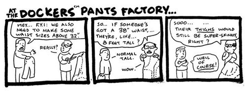 fashion pants web comics - 8209268736