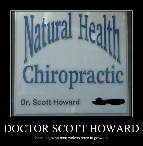 DOCTOR SCOTT HOWARD
