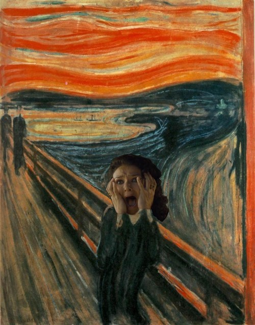 The Scream Game of Thrones season 4 - 8209361920