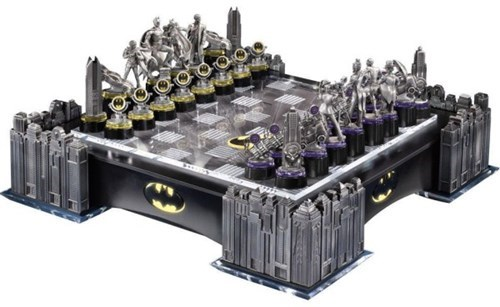 nerdgasm chess batman g rated win