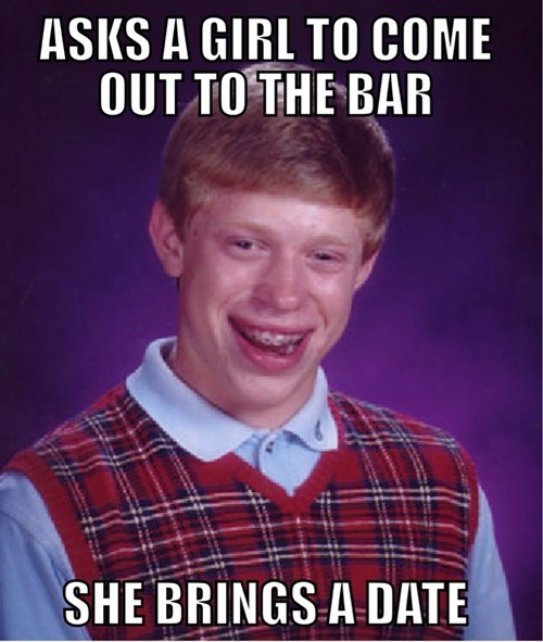 bad luck brian,relationships,dating