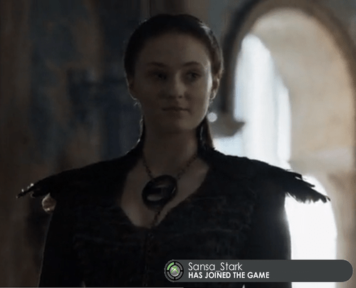 sansa stark Game of Thrones season 4 - 8210199296