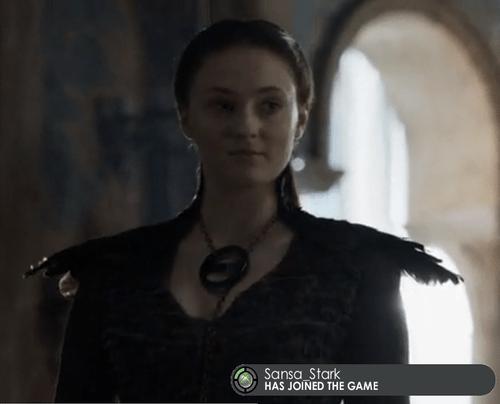 sansa stark Game of Thrones season 4 - 8210199296
