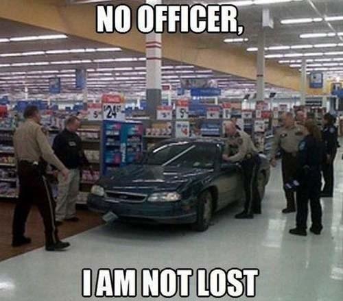 driving Walmart - 8210224896
