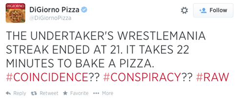 twitter,pizza,digiorno,wrestling
