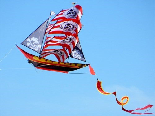 design pirates kite - 8210332928