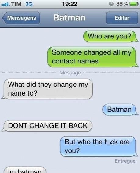 text message batman - 8210374912
