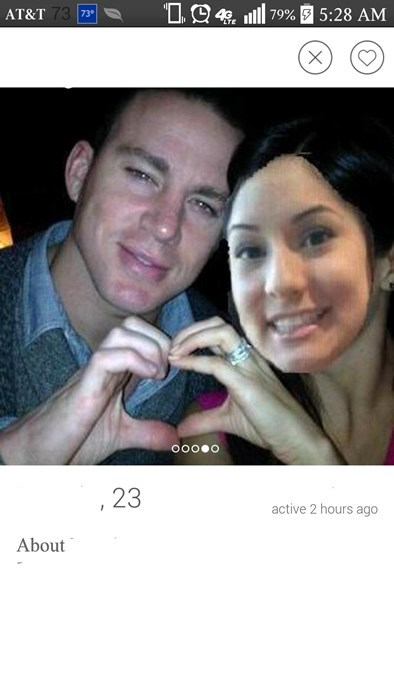 okcupid photoshop channing tatum dating This Looks Shopped - 8211043328