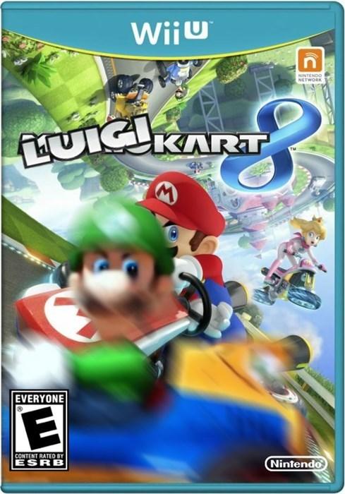 luigi death stare mario kart 8 luigi video games nintendo - 8211074560