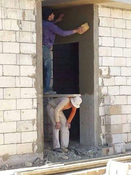 monday thru friday construction teamwork - 8211212800