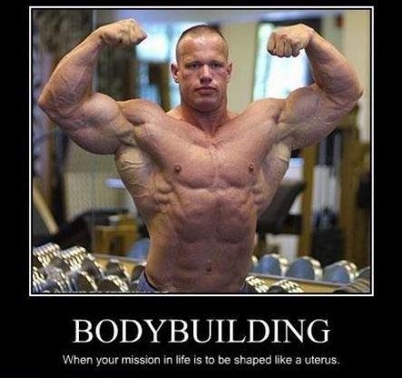 wtf bodybuilding funny uterus - 8211215616
