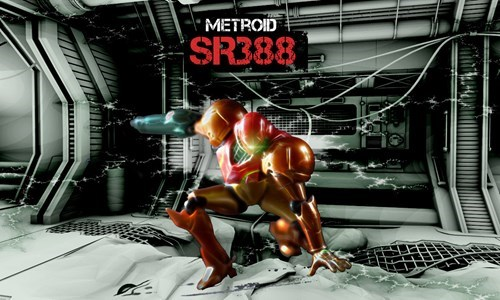 Fan Art samus Metroid nintendo sucker punch productions - 8211248128