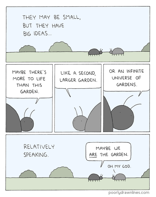 bugs wtf thoughts comics science funny - 8211255808
