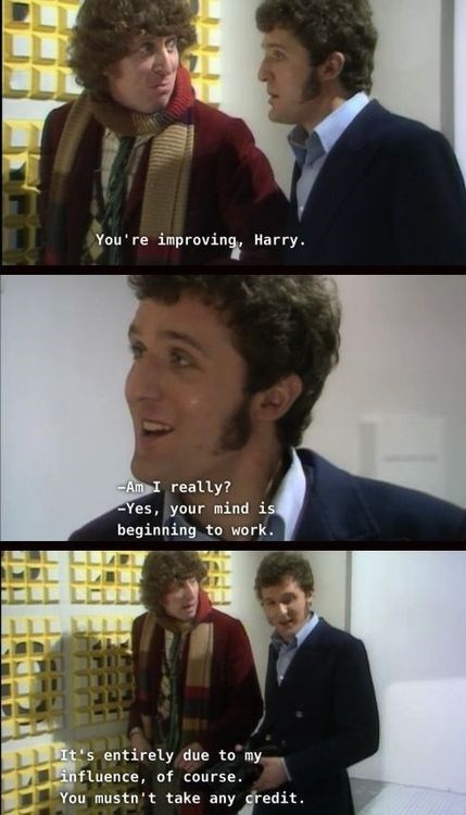 classic who 4th doctor