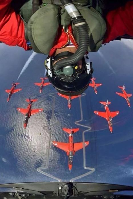 selfie BAMF air force - 8211457280