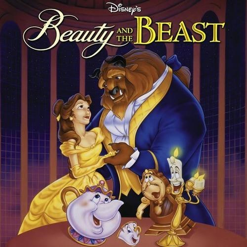 Beauty and the Beast disney movies - 8212020992