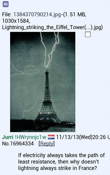 paris 4chan eiffel tower france - 8212178688