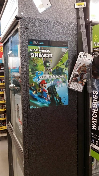 wii U,you had one job,mario kart 8,Walmart