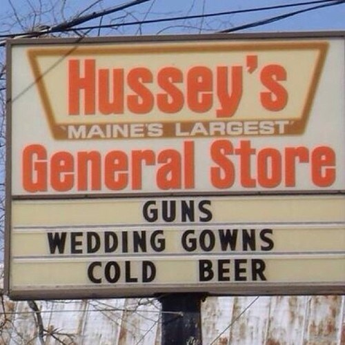 guns beer sign essentials after 12 g rated - 8212407808
