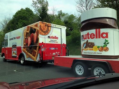 nutella truck food g rated win - 8212489472