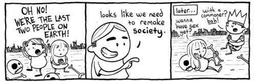 sad but true apocalypse doomsday web comics - 8212490240