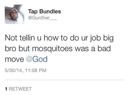 twitter mosquito