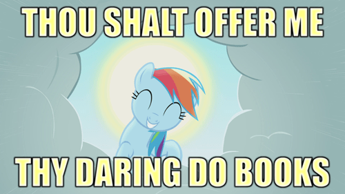 religion,daring do,rainbow dash