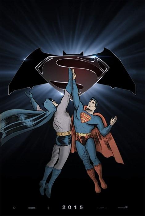 Batman v Superman batman superman - 8213403392