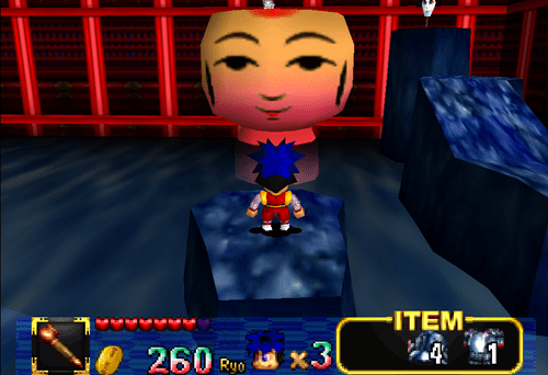 mystical ninja screenshots lenny face - 8213529344