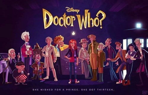 Fan Art doctor who regeneration - 8213654528