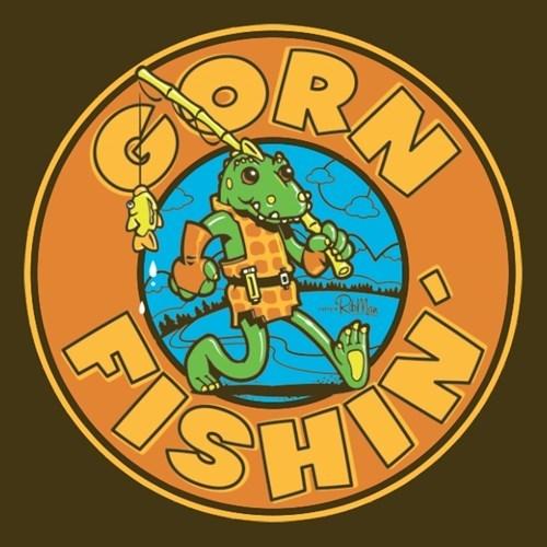 tshirts puns Gorn Star Trek - 8213689344