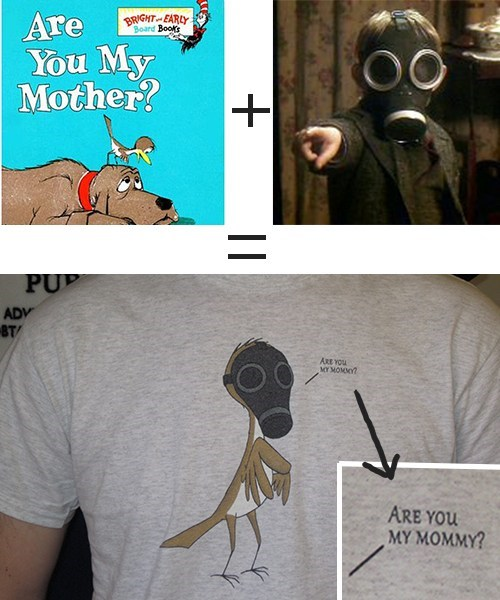 are you my mummy,doctor seuss,tshirts