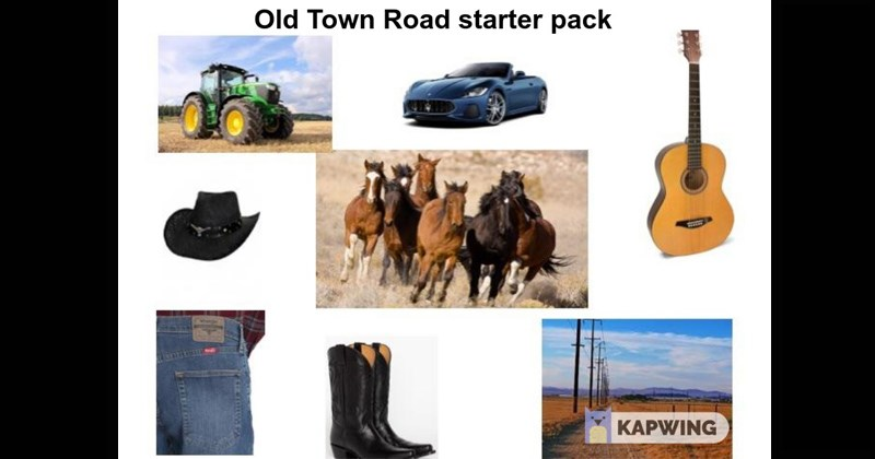 starter packs, funny starter packs