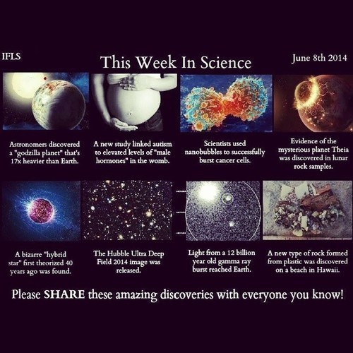 this week discovery awesome science - 8216021504
