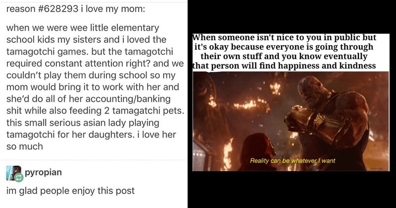Wholesome memes and pics.