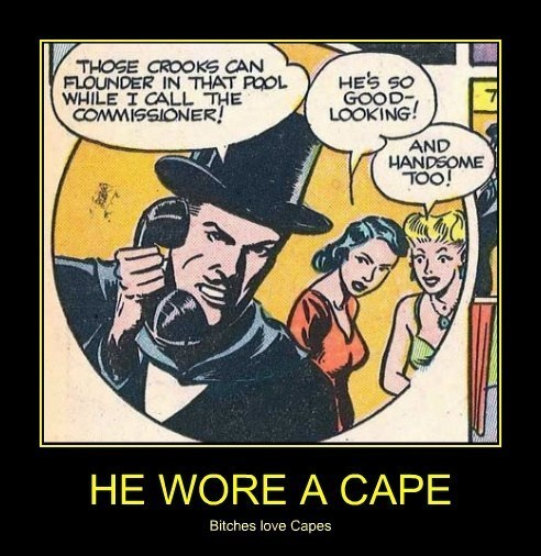 cape,heroes,ladies,funny