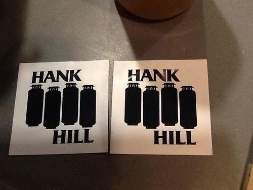 hank hill,King of the hill