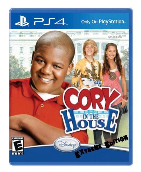 e3 playstation Sony cory in the house E32014 - 8216377600