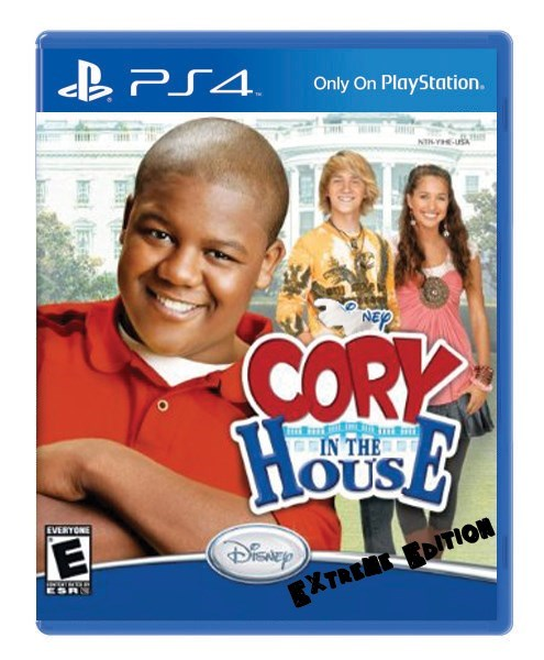 e3 playstation Sony cory in the house E32014 - 8216377600