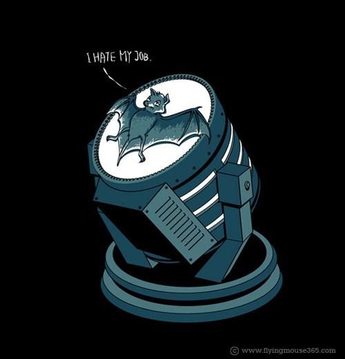 tshirts batman Bat signal - 8216763136
