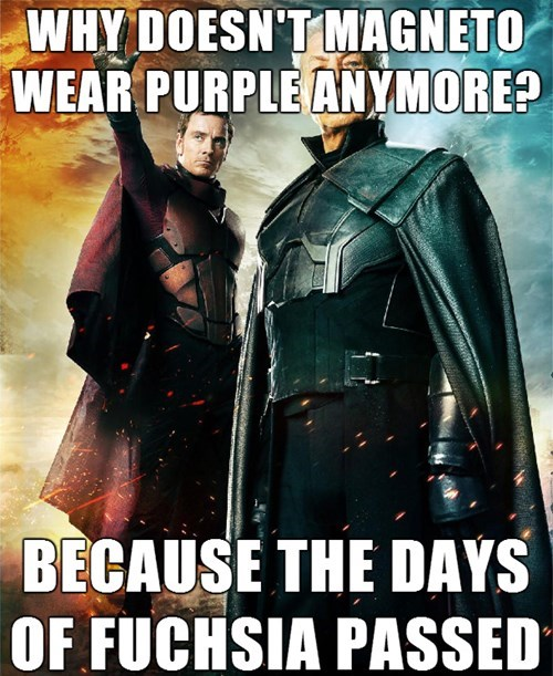 days of future past Magneto x men