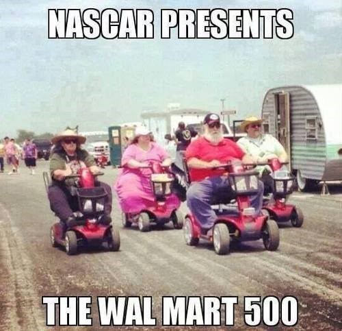 nascar,Walmart