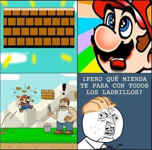 bromas videojuegos Memes - 8217072384