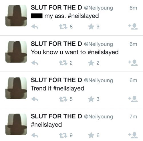 twitter neil young hacked failbook - 8217206016
