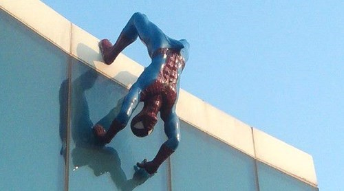 the amazing spider-man accidental sexy what - 8217213440