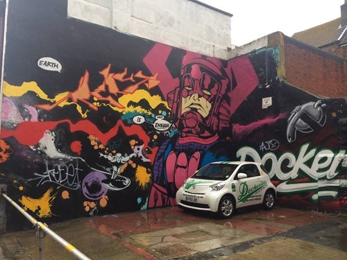 galactus nerdgasm graffiti hacked irl - 8217234944