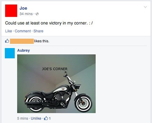 puns,photoshop,motorcycle,Nailed It