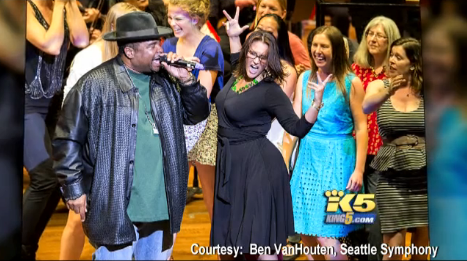 fame,dancing,sir mix-a-lot,seattle symphony